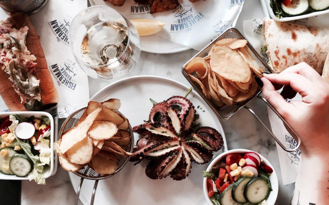 social lunch – tra foto e cibo