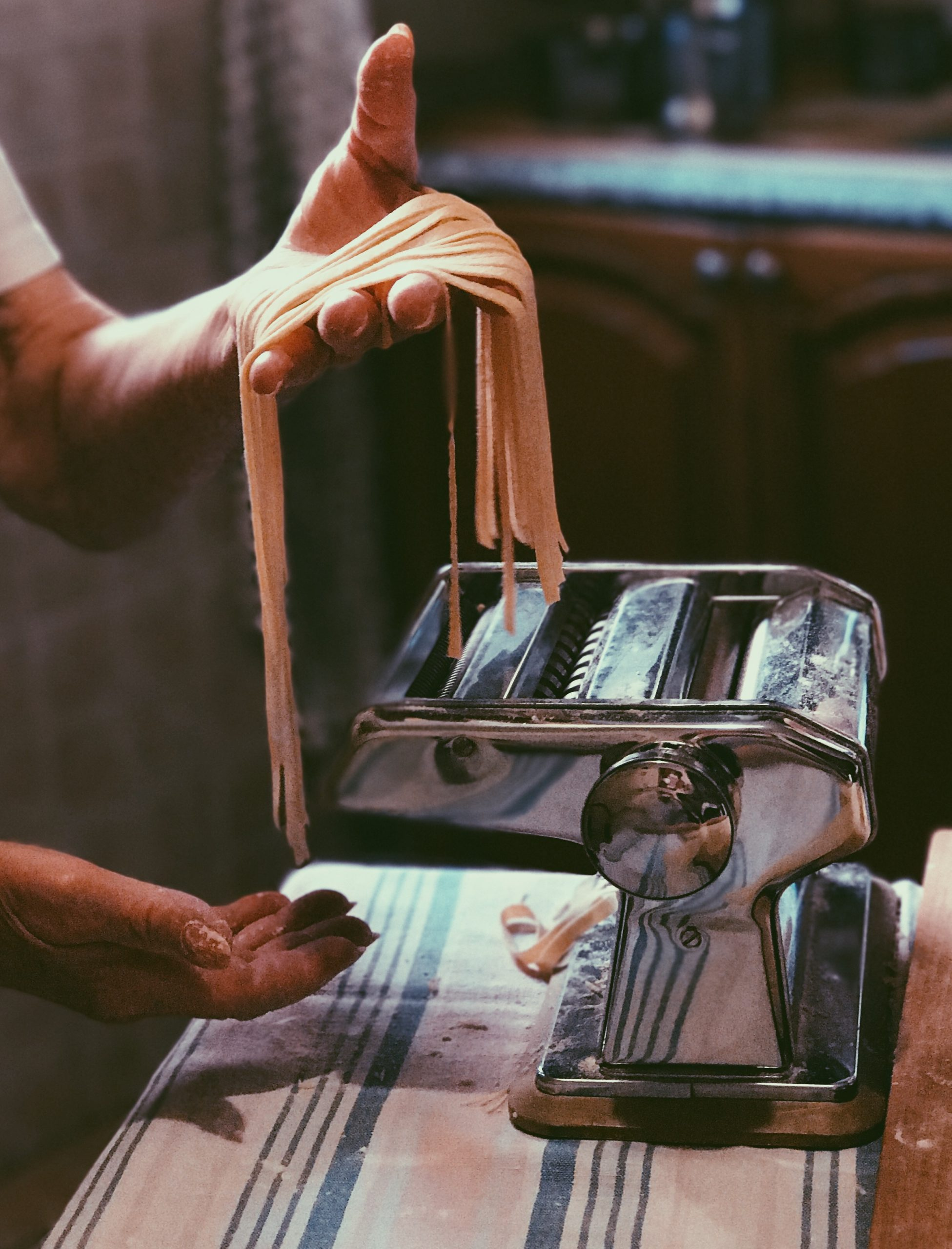 cucinare con nonna – ricetta pasta fresca