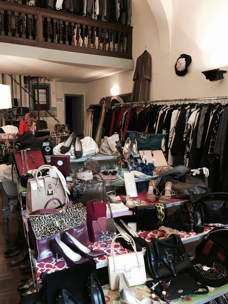 Federica Paola Muscella - negozi vintage a firenze