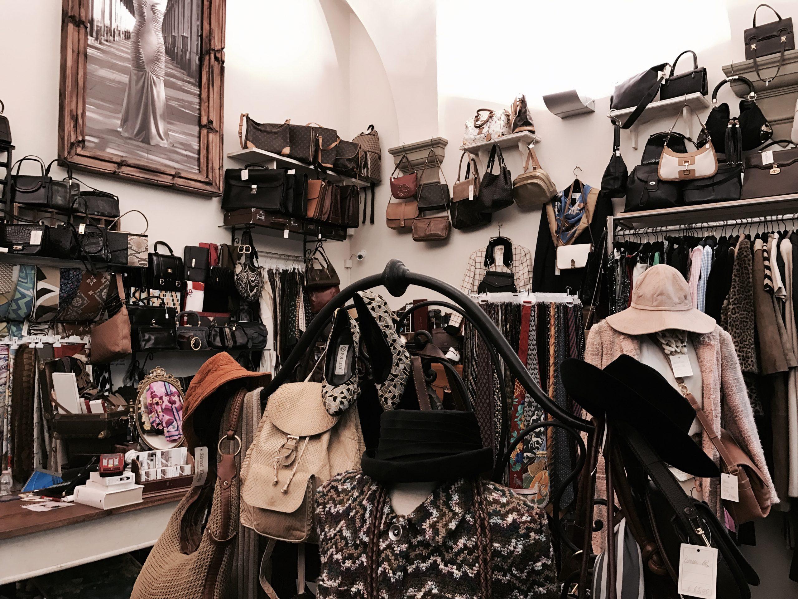 negozi vintage a firenze