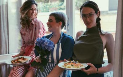 come funziona secondchef – pranzo tra amiche