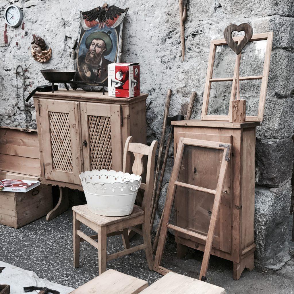 mercatino vintage - merano