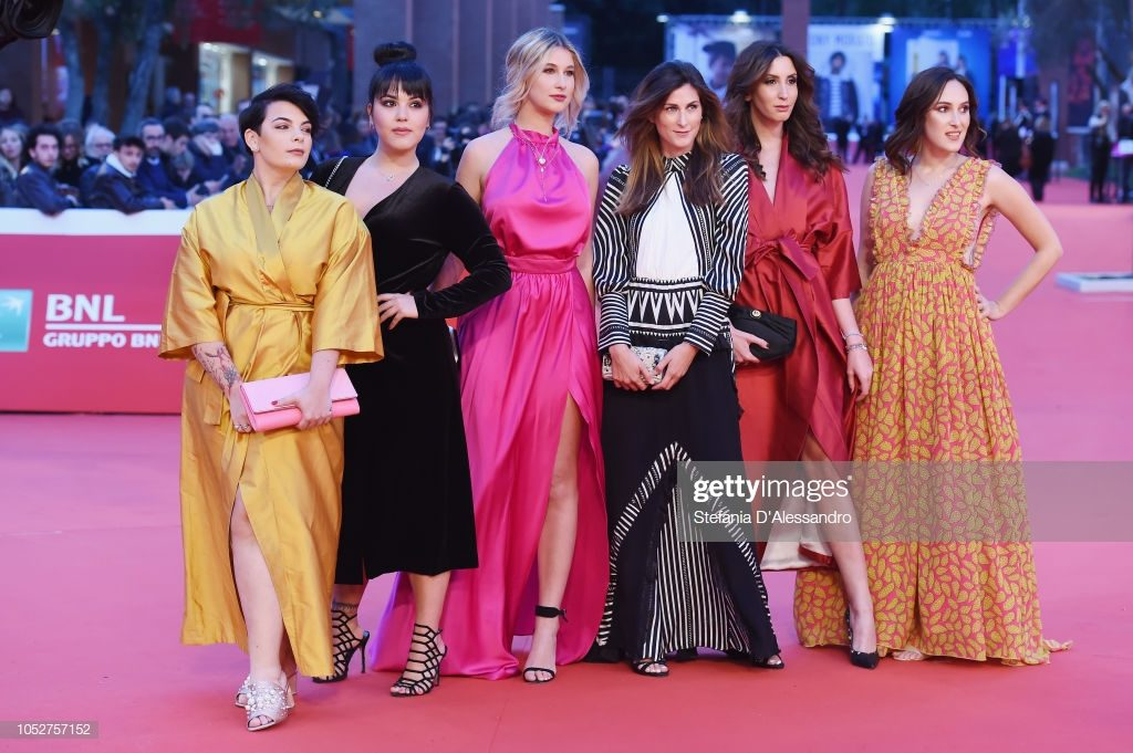 red carpet di roma