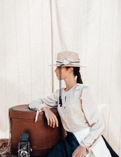 federica paola muscella - adrian hats